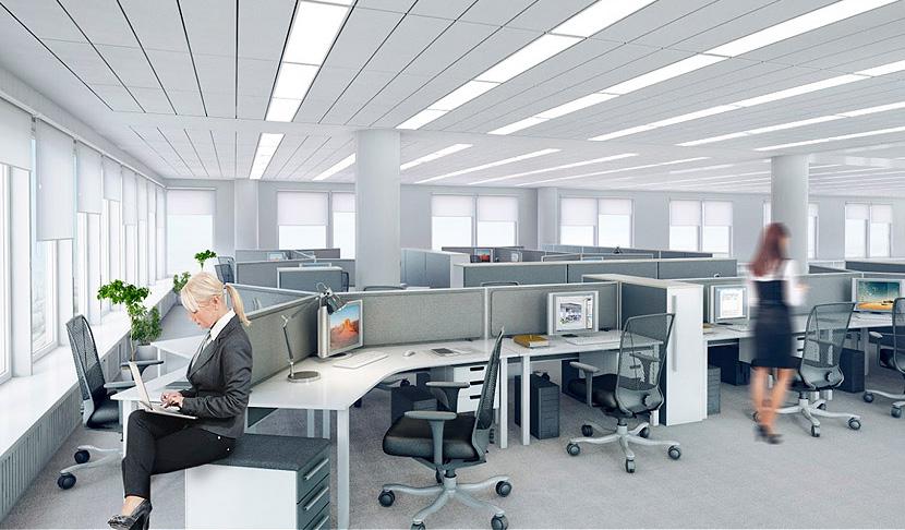 Нужен ли ремонт офисных помещений?